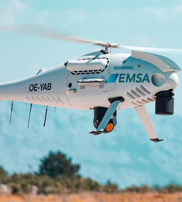 Baltic countries benefit from EMSA's regional RPAS service f ...