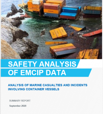 Safety Analysis of Data Reported in EMCIP - Analysis on Mari ...