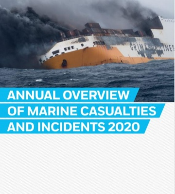 Annual Overview of Marine Casualties and Incidents