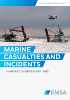 Summary Overview of Marine Casualties and Incidents 2011-2015