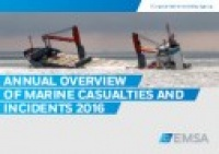 Annual Overview of Marine Casualties and Incidents 2016