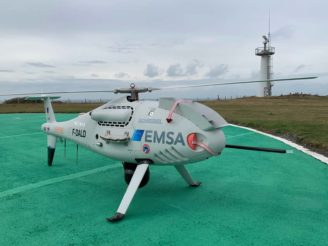 RPAS EMSA Nordic 2