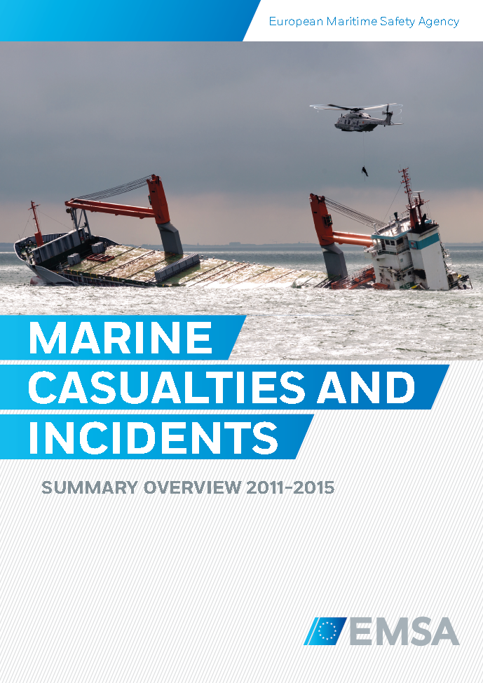 Marine Casualties and Incidents 2011 2015